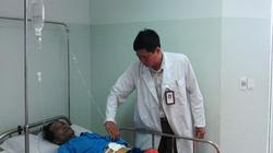 Hút gần 3 lít máu trong ổ bụng, cứu bệnh nhân bị vỡ u gan
