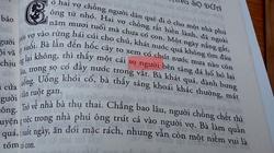 """Nhiều sách cổ tích Việt Nam in chi tiết """"mẹ Sọ Dừa uống nước từ sọ người"""""""
