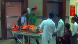 Sập giáo: Thêm 1 nạn nhân phải chuyển ra BV Bạch Mai