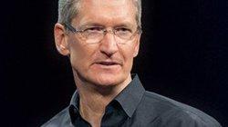 CEO của Apple hiến tặng toàn bộ tài sản cho từ thiện
