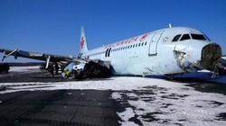 Canada: Hành khách đạp cửa máy bay A320 bỏ chạy