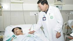 Có thể phải thay phổi nhân tạo cứu nạn nhân vụ sập giàn giáo