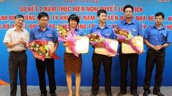 Tuổi trẻ PV GAS xung kích, tình nguyện