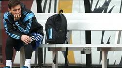 Barcelona nhận hung tin từ Messi