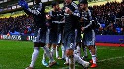 """Kết quả, BXH: Chelsea thắng tưng bừng, Real bị """"cưa điểm"""""""