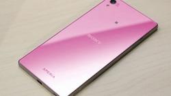 Sony Xperia Z5 bản hồng sẽ ra mắt trong tháng này
