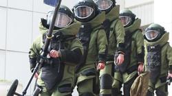 Ảnh: 5.200 chiến sĩ diễn tập bảo vệ Đại hội Đảng