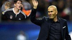 Zidane gây sốc với mục tiêu chuyển nhượng số 1