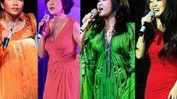 Bộ tứ diva Việt cùng quy tụ tìm về 'Ngày xanh'