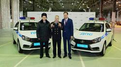 Tại sao xe siêu rẻ Lada Vesta được cảnh sát Nga mua?