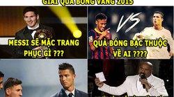 """ẢNH CHẾ (11.1): Barca là """"lò đào tạo Bóng vàng"""", Bale """"đá đít"""" Benitez"""