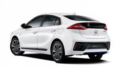 Hyundai Ioniq thách thức các mẫu xe công nghệ cao