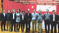 Đại hội Hội người Việt Nam tại thành phố Košice, Slovakia