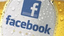 Lợi ích bất ngờ của Facebook: Giảm say bia rượu
