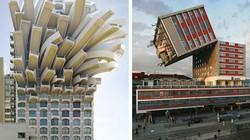 """Những tòa nhà """"hoang tưởng"""" nhất Trái Đất"""