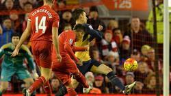 Clip: Màn đôi công tuyệt đỉnh giữa Liverpool và Arsenal