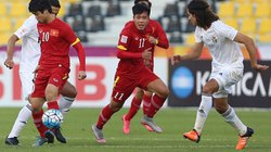Nhìn lại màn diễn đáng quên của U23 Việt Nam trước U23 Jordan