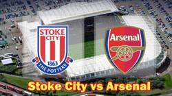 Link xem trực tiếp trận Stoke vs Arsenal