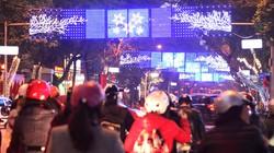 Ảnh: Thủ đô tràn ngập sắc màu đón năm mới