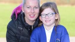 Bé gái siêu nhân 'miễn dịch' với đau đớn