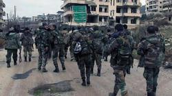 Quân Syria dùng đồ của dân thường đánh IS thua tan tác