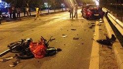 Chạy xe ngược chiều trên đại lộ, thanh niên thiệt mạng