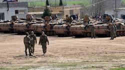 Thổ Nhĩ Kỳ đã dồn quân dọc biên giới Syria