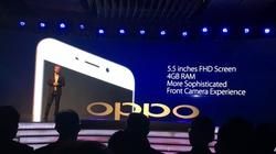Oppo F1 Plus sắp ra mắt, RAM 4GB