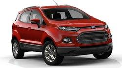 Ford triệu hồi hơn 720 chiếc Ecosport tại Việt Nam