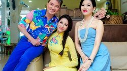 Mr Đàm hào hứng gặp gỡ Phạm Hương, Lệ Quyên