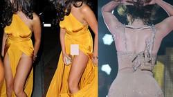 1001 'tai nạn' váy áo khiến sao ngượng đến tái mặt