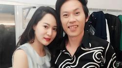 Hoài Linh nhận đỡ đầu nữ ca sỹ cùng tên