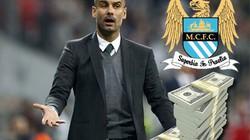 Dẫn dắt Man City, Guardiola hưởng lương bao nhiêu?