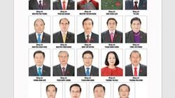 Nhiều Ủy viên Bộ Chính trị nhận trọng trách mới