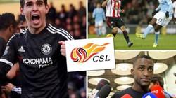 """Chuyển nhượng mùa Đông, bóng đá Trung Quốc """"đốt"""" 200 triệu Euro"""
