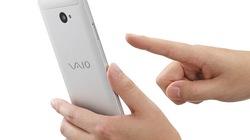 VAIO sẽ tung điện thoại Biz Phone đầu tiên chạy Windows 10