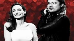 Những chuyện ấn tượng ngày tình nhân của sao Hollywood