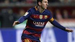 Lập cú đúp, Messi chạm mốc 300 bàn tại La Liga