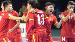 Báo chí thế giới nói gì về chiến tích lịch sử của ĐT futsal Việt Nam?