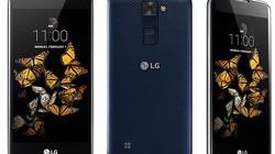 LG tiếp tục trình làng smartphone dòng K