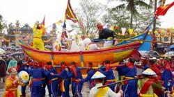 Độc đáo lễ hội cầu ngư Thuận An