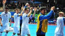 """""""Đấu súng"""" thất bại, ĐT Futsal Thái Lan dừng bước ở bán kết"""