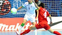 Clip ĐT Futsal Iran vùi dập ĐT Futsal Việt Nam 13-1
