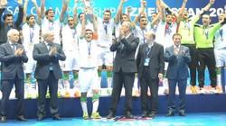 Việt Nam đứng nhất giải futsal châu Á 2016 về... số bàn thua