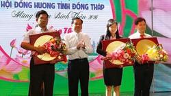 Ghi nhận đóng góp an sinh xã hội của HungHau Holdings trên địa bàn tỉnh Đồng Tháp