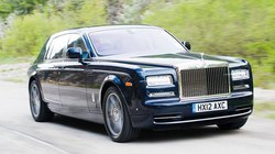 "Rolls-Royce sắp ""khai tử"" dòng Phantom limousine"