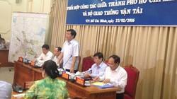 Bí thư Thành ủy Đinh La Thăng: Phải dẹp ngay xe dù, bến cóc