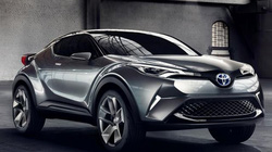 Rò rỉ hình ảnh Toyota C-HR