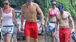 Orlando Bloom khoe cơ bắp tình tứ bên Katy Perry