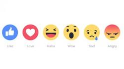Ý đồ sâu xa đằng sau bộ nút Like mới trên Facebook